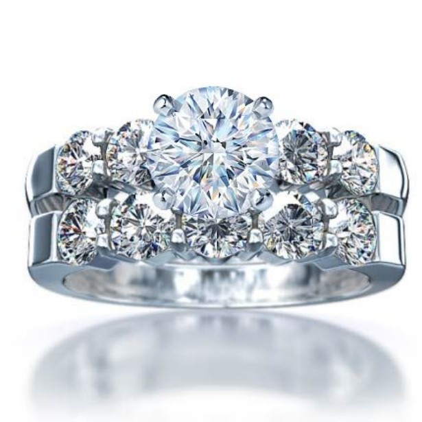 Trendy World Most Beautiful Expensive Wedding Rings Pics