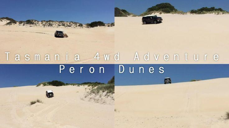 #Tasmania4wd #Perondunes #StHelens