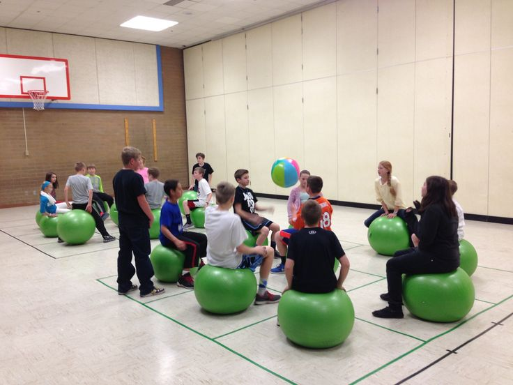 PE Lessons - blog arranged by stage - loads of activities