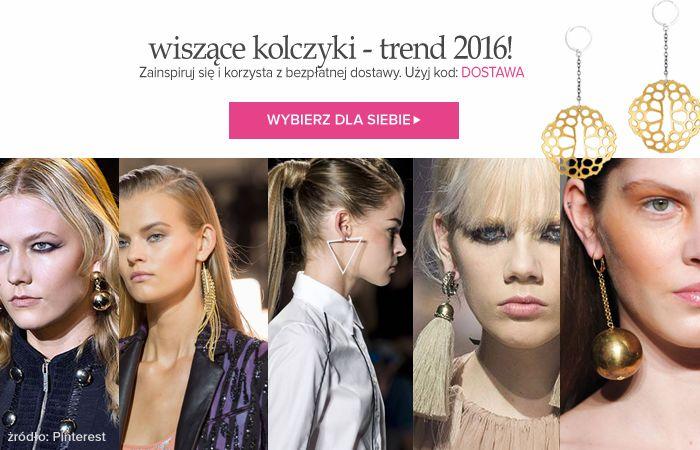 MUST HAVE - WISZĄCE KOLCZYKI www.saltandpepper.pl/dodatki/bizuteria/kolczyki/