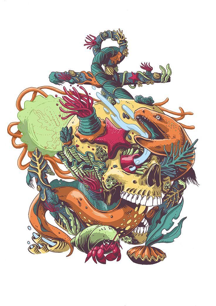 La fresca ilustración de Pedro Correa