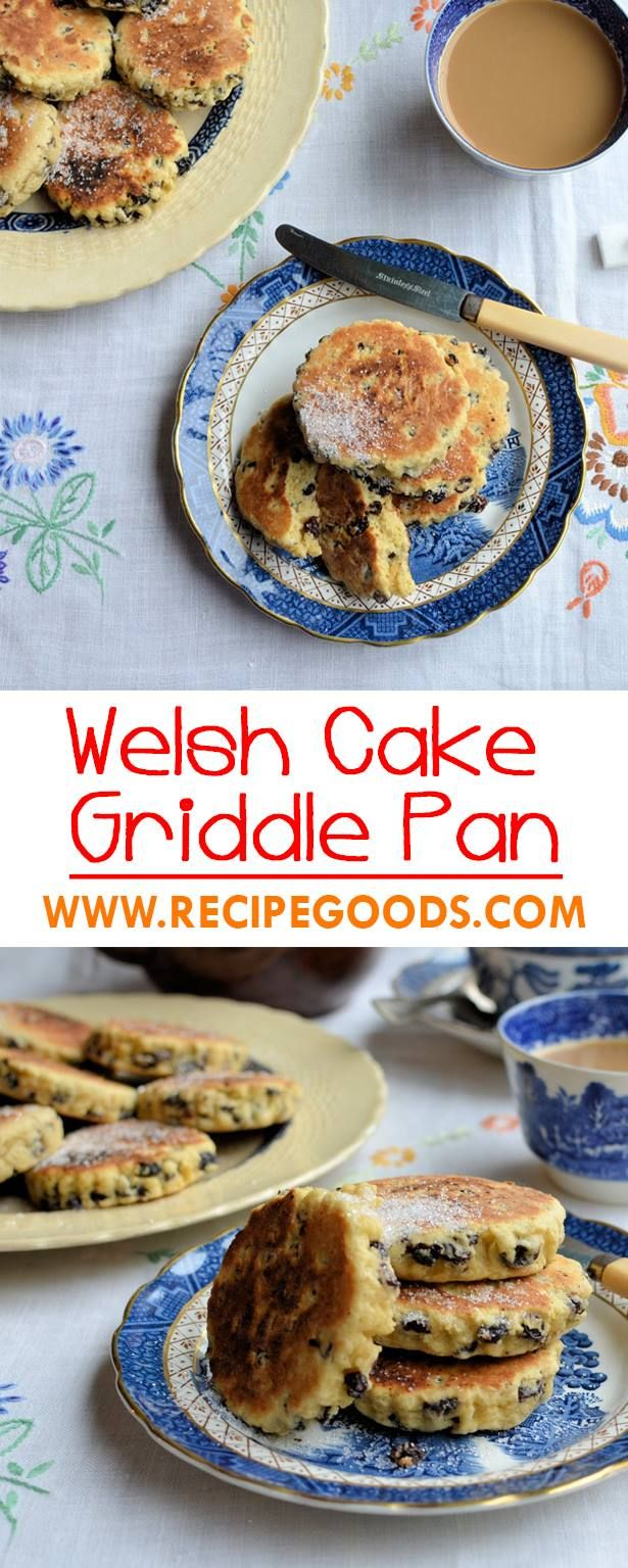 How To Make Best, Easy And Delicious Welsh Cake Griddle Pan €� Recipe