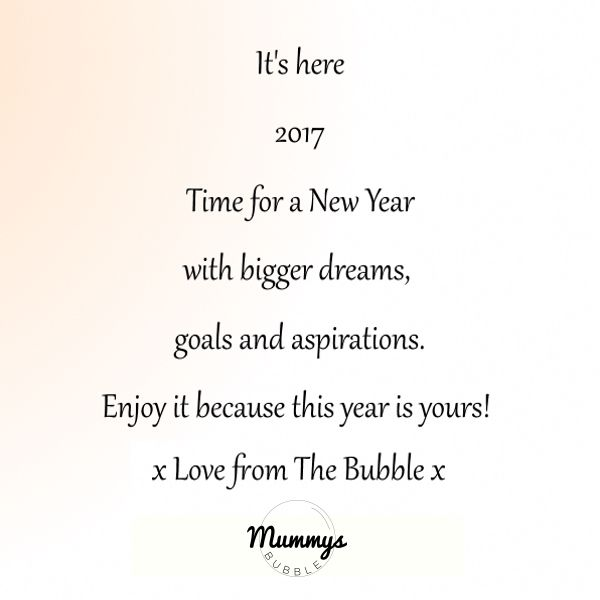 Wishing you well - Time to welcome in 2017 #Quote #HappyNewYear
