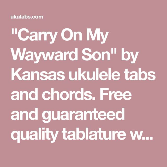 243 Best Ukulele Images On Pinterest Tablature Ukulele Chords And