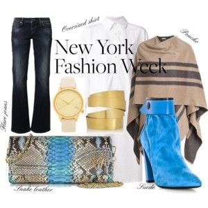 Trends from New York fashion week