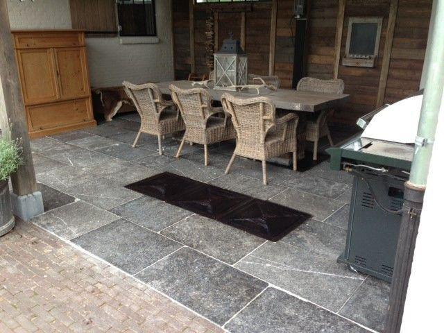 Stenen vloeren - Antiekbouw