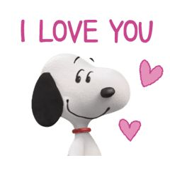 Super adorable Snoopy stickers from The Peanuts Movie are now here! Have a ball with the world's most talented beagle!