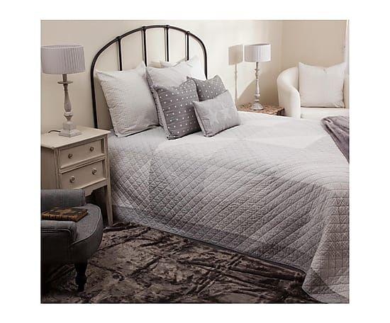 M s de 20 ideas incre bles sobre colcha gris en pinterest for Colchas para camas de 150 con canape