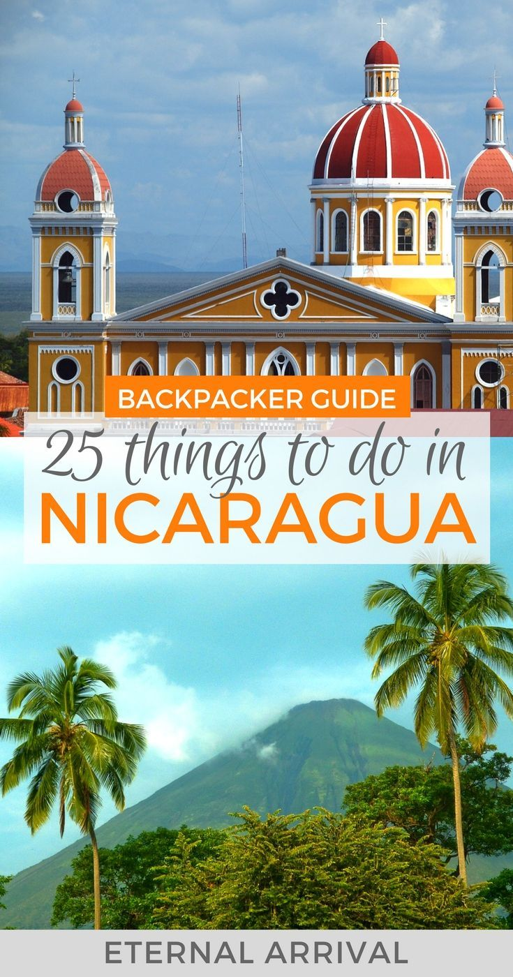 All the best things to do in Nicaragua, including volcano boarding, diving, and more, plus tips for backpackers and solo travelers
