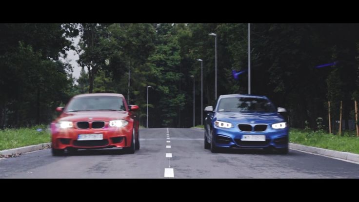BMW 1 M Coupe vs M235i Coupe | test ExoticCars.pl