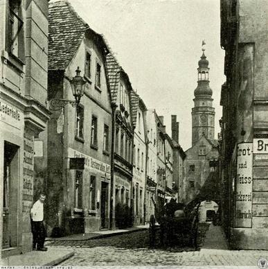 Stary Bolesławiec - ulice, obiekty, wydarzenia