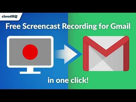 Free Screencast Chrome Extension: Record your screen for free, from