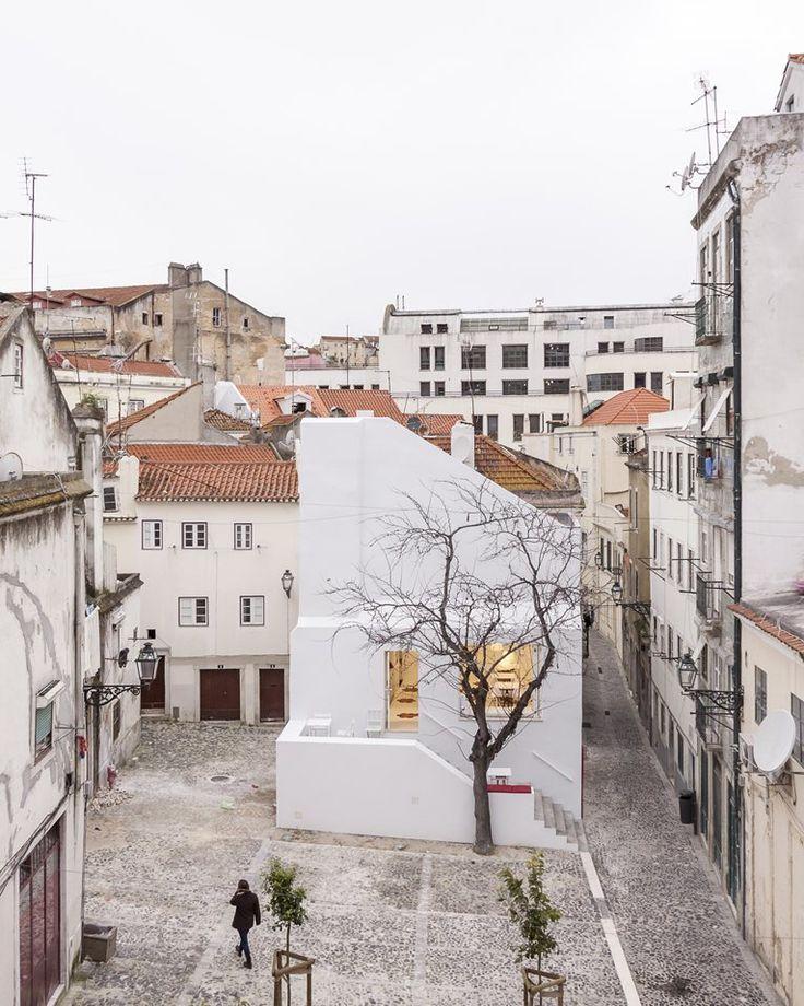 CASA DA SEVERA, Lisbon, 2012