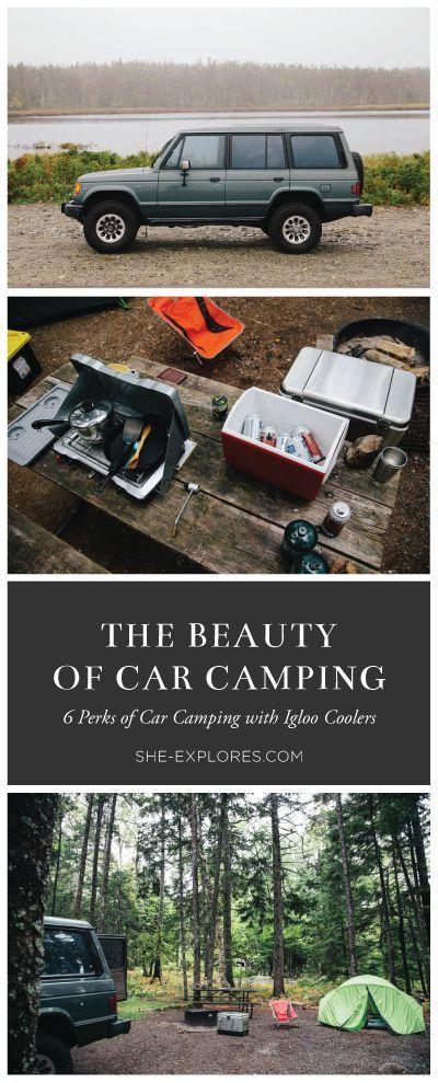 Discover 6 perks of car camping on She-Explores.com.