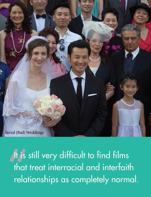 Comedy is often a way for society to begin to normalize something that was once taboo. But are movies going too far in their portrayals of interracial and interfaith relationships?