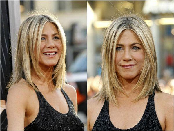Jennifer Aniston #Highlights #Hairstyle