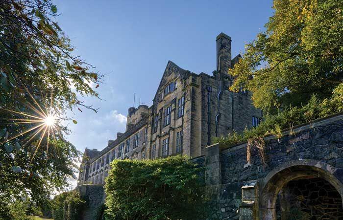 Bangor University Campus