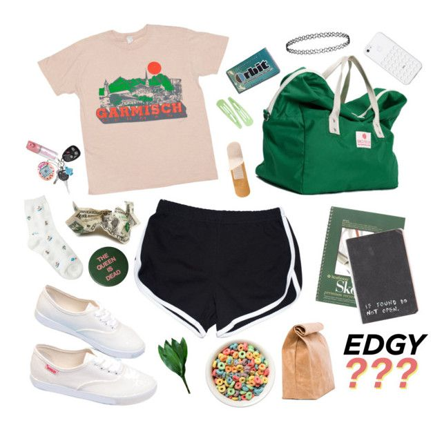 """yeah.. im sporty... (not really)"" by kampow ❤ liked on Polyvore"