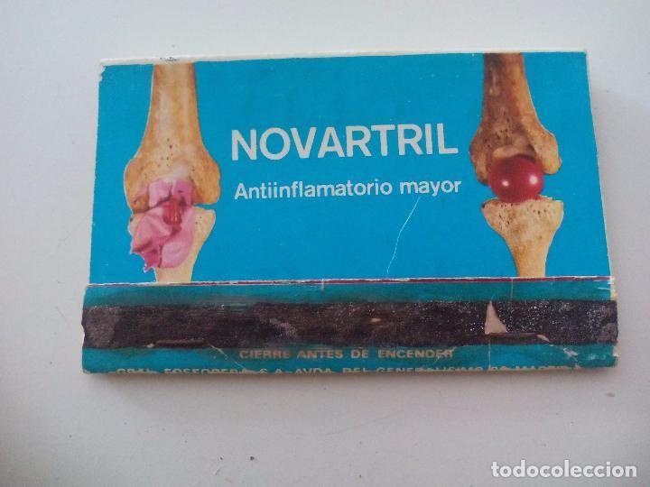 دواء نوفاتريل Novatril علاج الاضطرابات النفسية والعصبية