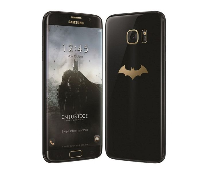Samsung Galaxy S7 Edge Injustice Edition Price, Specs, Details