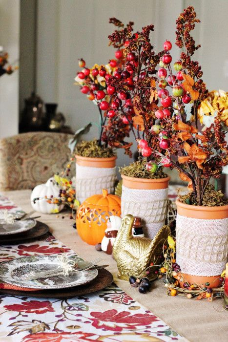 Fall Home Tour with Thanksgiving Decor | Thanksgiving
