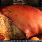 Roasted Pork Leg – Hornado de Chancho