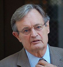 """David McCallum - (aka David Keith McCallum, Jr (1933 - ) Scottish Actor and Musician - Best know for """"The Man From U.N.C.L.E."""" 1964-1968 - """"NCIS"""" 2003 to present"""