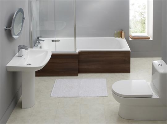 L Shaped Bathroom Suites Uk Compare Shower Baths P And