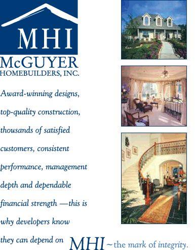Mhi Mcguyer Homebuilders Inc Home Builders Houston