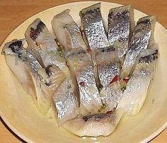 Маринады для вкусной селёдки.