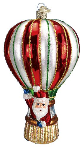 Merck Familys Old World Christmas Ornaments Santas Page 2