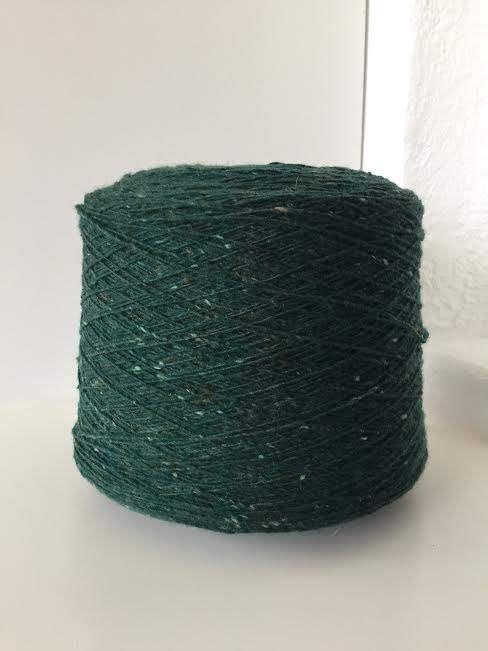 Soft Merino Yarn Soft Donegal Tweed Yarn Knit Wool Yarn Cone