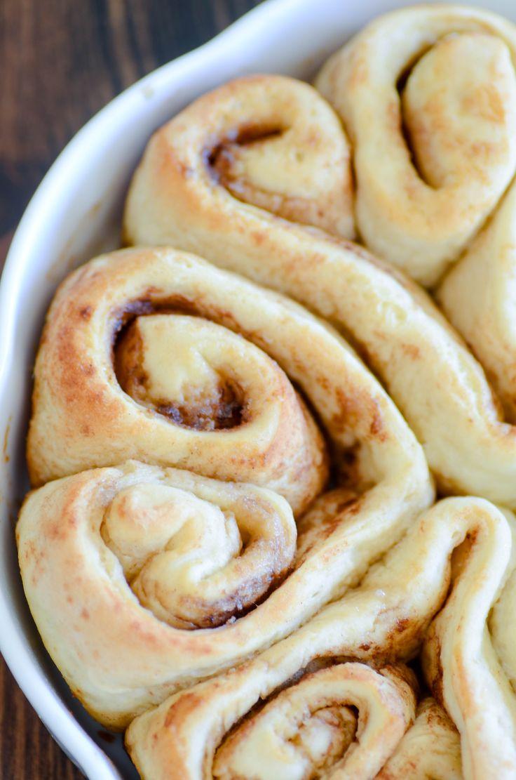 French Bread Cinnamon Rolls