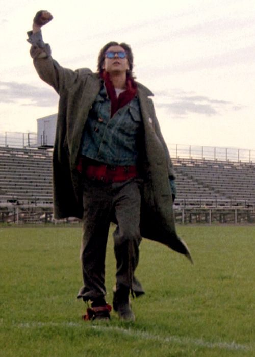 But what we found out is that each one of us is a brain, and an athlete, and a basket case, and a princess, and a criminal... Does that answer your question? ... Sincerely yours, The Breakfast Club.