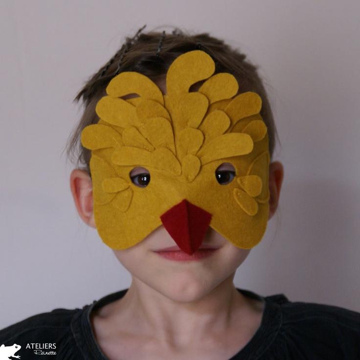 chicken masque