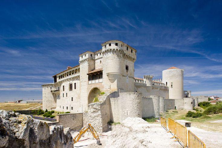 Ampudia castle.