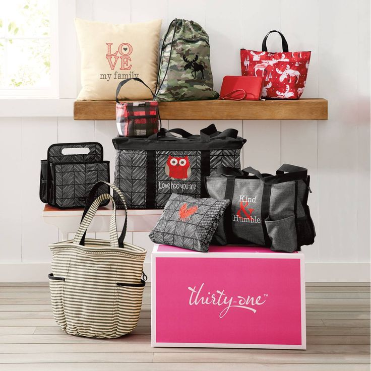 Fall/Winter 2017 Enrollment Kit #pinkbagdiva #thirtyone #workfromhome #opportunity