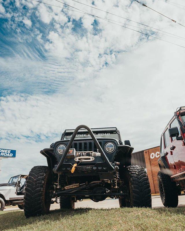 Oconee Off Road Jeep Truck Oconeeoffroad Instagram Photos