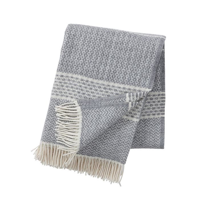 £56 Quilt Plaid 130x200 cm, Light Grey, 264