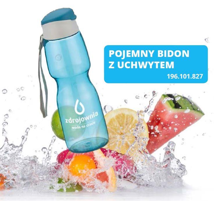 Bidon 900001 - pojemność 800 ml