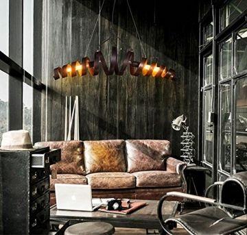Trend  Pendelleuchte Retro bar Eisen Lampe modernen minimalistischen industriellen Stil Kronleuchter Lampen