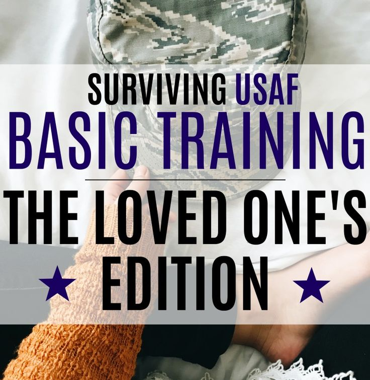 Surviving USAF Basic Military Training | The Loved One's Edition | Michaela Lorren Blog | military spouse, military girlfriend, basic training, Air Force wife, Air Force girlfriend, millso, military wife tips, basic training, basic military training, deployment, Air Force blog, military life, tips for new military wives,
