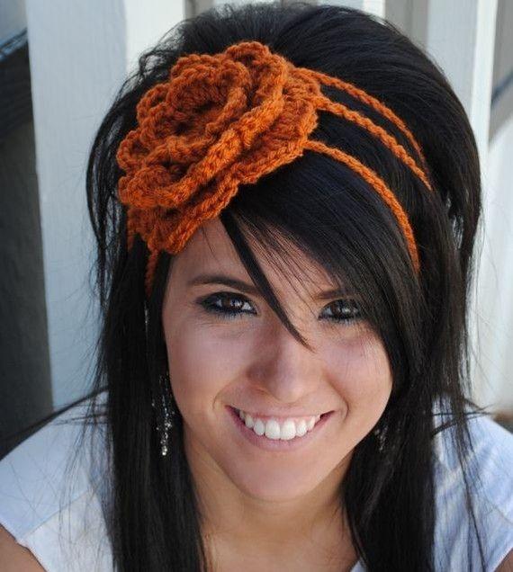 104 best crochet headband ear warmer images on pinterest 3 strap band rusty crochet headbandsbaby mightylinksfo Choice Image