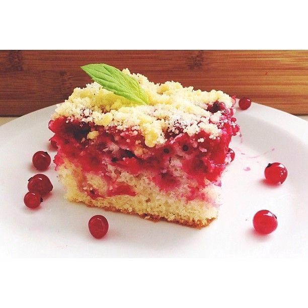 RECIPE http://silvieetiplicova.tumblr.com/post/59035911542/recept-rybizova-buchta-s-drobenkou