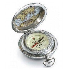 Indica-i sotului drumul spre inima ta cu o busola Explorer Dalvey, un cadou de Craciun pentru sot practic si elegant
