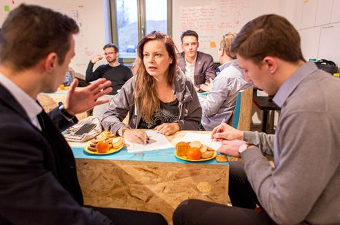 Clipster is a place which has existed for less than a year but has already become an important place on the map of Polish innovations.  #Clipster #Starter #Gdańsk