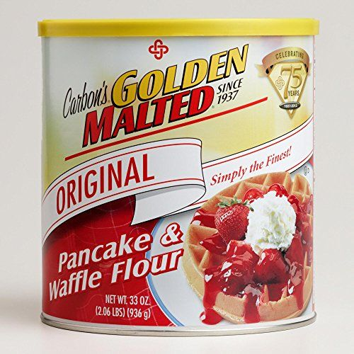 Carbons Golden Malted Pancake  Waffle Flour 32 0z * You can find out more details at the link of the image.(This is an Amazon affiliate link and I receive a commission for the sales)