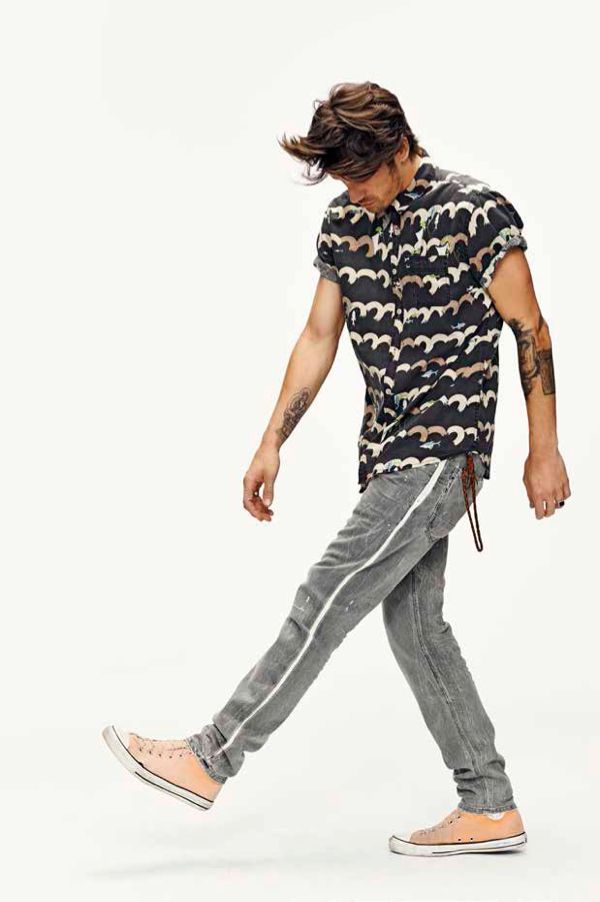 Scotch and Soda Amsterdams Blauw Resort 2015 Collection