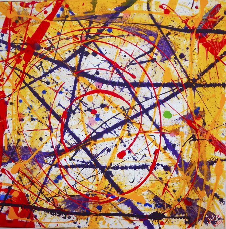 17 mejores ideas sobre arte abstracto moderno en pinterest for Imagenes de cuadros abstractos rusticos