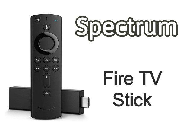 Spectrum Fire Tv Stick Tv App Fire Tv Stick Simple Tv